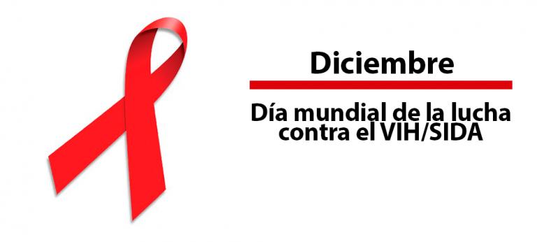 dia mundial de la lucha contra el VIH