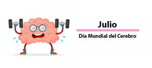 calendario dia mundial del cerebro